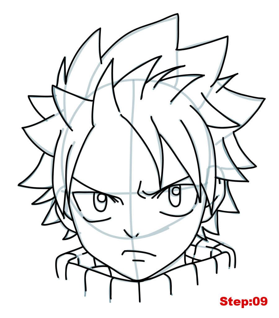 how to draw manga characters for beginners step by step