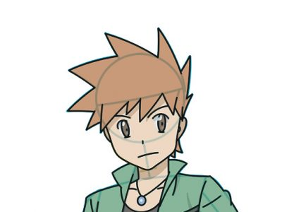 How to draw blue from pokemon mangajam how to draw blue from pokemon thecheapjerseys Image collections