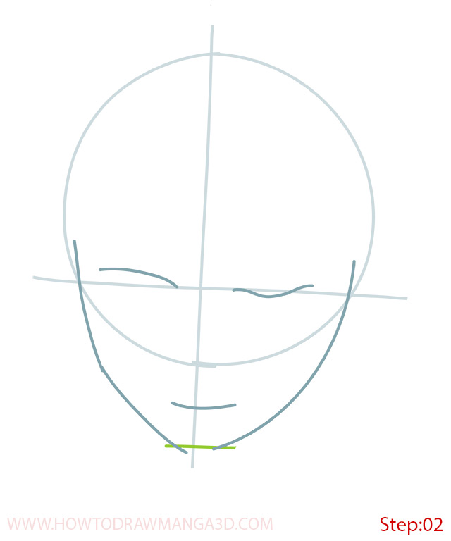 Drawing Smooth Lines With Cocos D : How to draw zoro after timeskip mangajam